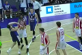 Skrat basketbalistu v Česku: Súpera udrel celou silou do tváre