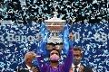 Obrovský výbuch radosti: Famózny Nadal dvanásty raz ovládol turnaj v Barcelone