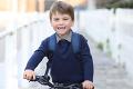 Princ Louis oslavuje 3. narodeniny: Mama Kate zachytila na fotke dôležitý okamih