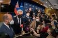 Slovensko vyhostilo troch ruských agentov: Tajuplné slová premiéra a ministrov o diplomatoch