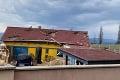 SHMÚ prišiel so šokujúcou správou: Tornádo na východnom Slovensku! Domáci prehovorili