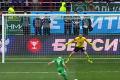 Kosovský futbalista sa poriadne strápnil: Panenkovská penalta mu vôbec nevyšla