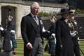 Deň po pohrebe to prišlo: Dôležité stretnutie princa Harryho s otcom a bratom!