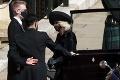 Zákulisie pohrebu odtajnené: Harrymu sa dostalo mrazivého privítania od rodiny!