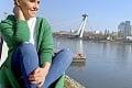 Kvetka Horváthová si užila víkend plný vody: Vyskúšala si aj trendy šport