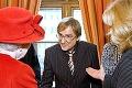 Meky Žbirka sa stretol s kráľovnou Alžbetou II.: Chvíle, na ktoré nezabudne