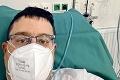 Ján sa nakazil Covidom v Rakúsku, trpel na ubytovni: V krvi mal len 46% kyslíka!