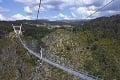 Trúfli by ste si? V Portugalsku otvorili najdlhší visutý most pre peších na svete, len tak sa naň nedostanete