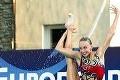 Sexi Ruska Angelika Timaninová zmenila šport: Z akvabely surferka!