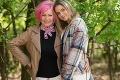 Nela Pocisková s mamou Ľudmilou s úsmevom spomínajú na herečkino detstvo: Prvý aposledný výprask
