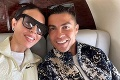 Cristiano Ronaldo a Georgina
