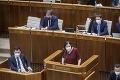 Sulík a poslanci SaS sa postavili na stranu Kolíkovej, Zemanová: Smer má strach