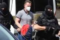 Padol verdikt: Dvaja bývalí vysokopostavení policajní funkcionári zostávajú vo väzbe, Mihálik ide na slobodu