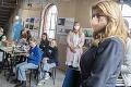 Prezidentka v Dánsku otvorila Detskú školu architektúry a staviteľstva: Pozrite, aké dary priniesla