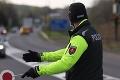 Najviac neporiadnikov je v tomto kraji: Minulý týždeň zistila polícia vyše 1020 porušení opatrení