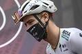 Sagan bojoval v ťažkých kopcoch: Giro má nového priebežného lídra