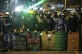 Protesty v Kolumbii ani po týždňoch neutíchajú: Ľudia hlásia nedostatok paliva i potravín