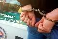 Už je na Slovensku: Z Talianska priviezli muža obvineného z pokusu o vraždu prokurátorov