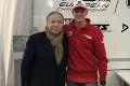 Exšéf Ferrari o Schumacherovcoch: Veľkého vídam mesačne, kariéru malého sledujem!