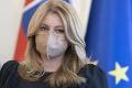 Čaputová v rozhovore o pandémii: Jej dosahy sa budú prejavovať ešte dlho