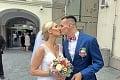 Svadba v čase korony: Barbora a Andrej si po 14-mesačnom odklade konečne povedali áno! Rodičia museli čakať vonku