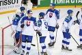Slováci sa s Britmi neskutočne potrápili: Tesné víťazstvo nad outsiderom