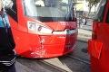 Nehoda v Bratislave! Zrazili sa dve električky, MHD je obmedzená