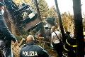 Tragický pád lanovky si vyžiadal 14 obetí: Taliansko prisľúbilo rýchle vyšetrenie príčiny