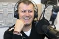 Nečakaný skon známeho moderátora Jula Viršíka († 56): Smrť na chate! Posledné zbohom od kamarátov