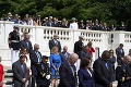 Prezident USA Joe Biden si uctil pamiatku padlých vojakov: Veľavravné gesto