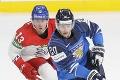 Česi po bojovnom výkone na turnaji končia: Fínom podľahli najtesnejším rozdielom!