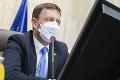 Premiér Heger: Daňovo-odvodová reforma by mala živnostníkom zjednodušiť podnikanie