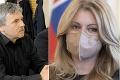 Publicista Hrabko to povedal na plné ústa: Prezidentka Čaputová urobila politickú chybu