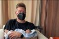 Šťastný otecko Thomas Puskailer: Synčeka už má doma