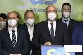 Tri koaličné strany stoja za ministrom vnútra Mikulcom: Tvrdý odkaz liberálov Smeru