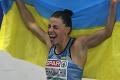 diaľky Maryna Bekhová-Romančuková