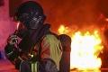 Desivá noc! Covidové oddelenie ruskej nemocnice v plameňoch: Hlásia mŕtvych aj ranených