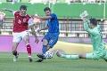 Slováci prvýkrát trénovali v Petrohrade: Najbližší cieľ ustrážiť Lewandowského