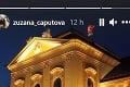 Prezidentský palác sa rozsvietil nažlto: Symbolická farba poukazuje na zdravotný problém mnohých Slovákov