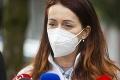 Lekárka Letanovská prišla s nepriaznivou štatistikou: Po pandémii máme čo doháňať!