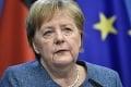 Nemecká kancelárka je mimoriadne potešená vývojom pandemickej situácie v Nemecku: Varuje však pre jednou vecou