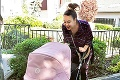 Hviezda Oteckov, čerstvá mamička Kavaschová: Od pôrodu v bolestiach
