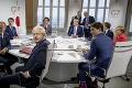 Lídri G7 sa dohodli na pláne budovania infraštruktúry: Má konkurovať samotnej Číne