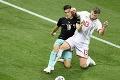 Rakúšanov v bojovnom zápase vytrápilo Severné Macedónsko: Súpera zlomili až v závere