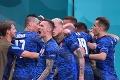 Fantázia! Slováci vstúpili na EURO víťazne, rozhodol Škriniar