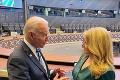 Čaputová na summite: Americký prezident Biden ocenil pokrok Slovenska