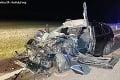 Tragická nehoda pri Drienovci: Osudná chyba stála muža († 27) život