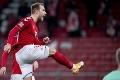 Dánsky futbalista Christian Eriksen čelí nejasnej budúcnosti: Skončí pokolapse vdôchodku?