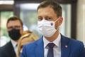 Podľa Hegera Slovensko s pandémiou ešte neskončilo: Premiér vie, čo treba robiť