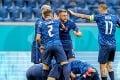 Slovensko na ME vo futbale